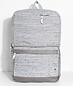 HEX Origin Grey Slub Backpack