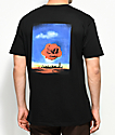 HSTRY Rose City Black T-Shirt