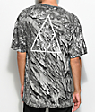HUF Ambush Rose Black Tie Dye T-Shirt