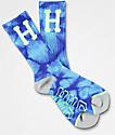 HUF Classic H Royal Crew Socks