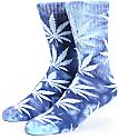 HUF Plantlife Tie Dye Crew Socks