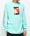 HUF Roxanne Mint Long Sleeve T-Shirt