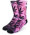 HUF Scenic Plantlife Petals Crew Socks