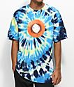 HUF x South Park Kenny Blue Tie Dye T-Shirt