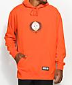 HUF x South Park Kenny Orange Hoodie