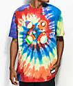 HUF x South Park Trippy Tie Dye T-Shirt