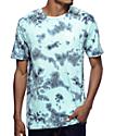HUF x Thrasher TDS Mint Crystal Wash T-Shirt