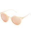Helium Pink & Rose Gold Sunglasses