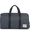 Herschel Novel Dark Shadow Black 42.5L Duffle Bag