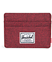 Herschel Supply Charlie Winetasting Crosshatch Wallet