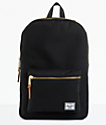 Herschel Supply Co. Black Settlement Backpack