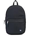 Herschel Supply Co. Harrison Black Backpack
