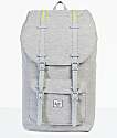 Herschel Supply Co. Little America Light Grey Crosshatch 25L Backpack