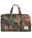 Herschel Supply Co. Novel 42.5L Woodland Camo Duffle Bag