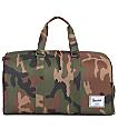 Herschel Supply Co. Novel 42.5L Woodland Camo Duffle Bag