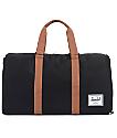 Herschel Supply Co. Novel Black Duffel Bag