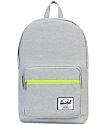 Herschel Supply Co. Pop Quiz Light Grey Crosshatch 22L Backpack