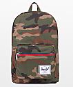 Herschel Supply Co. Pop Quiz Woodland Camo 22L Backpack