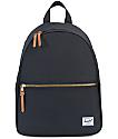 Herschel Supply Co. Town Black Mini Backpack