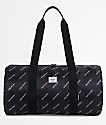 Herschel Supply Co. x Independent Black Packable 22L Duffle Bag