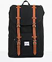 Herschel Supply Little America Black 11L Mid-Volume Backpack