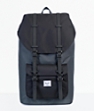Herschel Supply Little America Dark Shadow & Black 25L Backpack
