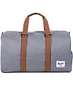 Herschel Supply Novel Grey 42.5L Duffle Bag