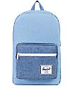 Herschel Supply Pop Quiz Crosshatch Limoges 22L Backpack