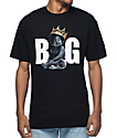 Hypnotize Biggie Ready Black T-Shirt
