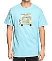 Illegal Civilization Bronx Tales Light Blue T-Shirt