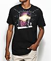 Imaginary Foundation Super Painter Black T-Shirt