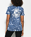 Imperial Motion 8 Ball Indigo Acid Wash T-Shirt