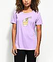 JV By Jac Vanek Send Noods 2 Purple T-Shirt