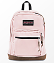Jansport Right Pack Pink Blush 31L Backpack
