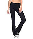 Jolt Techno Tuck Black Skinny Boot Jeans