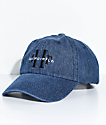Just Have Fun Stones Blue Denim Strapback Hat