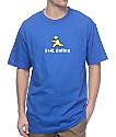 Know Bad Daze FML Online Royal Blue T-Shirt