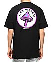 Know Bad Daze Get Weird Black T-Shirt