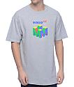 Know Bad Daze Mood 247 Grey T-Shirt