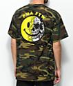Know Bad Daze PMA Camo T-Shirt