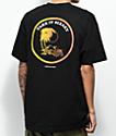 Know Bad Daze Take It Sleazy Black T-Shirt