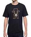 LRG x Grizzly Boss Bear Black T-Shirt
