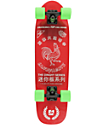 "Landyachtz Hot Sauce Dinghy 28.5""  Cruiser Complete Skateboard"
