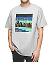Leaders Chicago Skyline Grey T-Shirt