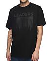Leaders Gradient Black T-Shirt