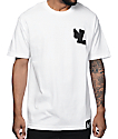 Leaders L Wing White T-Shirt