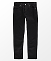 Levi's 502 Native Cali Black Regular Fit Jeans
