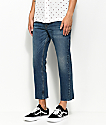 Levi's 511 Demic Cut Off Slim Fit Jeans
