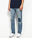 Levi's 511 Sublime Rhythm Slim Fit Blue Jeans