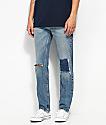 Levi's 511 Sublime Rhythm Slim Fit Blue Jeans